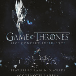 Game Of Thrones : Live Concert Experience à l'AccorHotels Arena Bercy de Paris en mai 2018