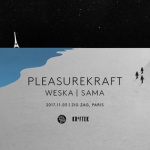 Pleasurekraft présente Kraftek Showcase au Zig Zag Club