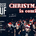 La Grosse Teuf Madmoizelle : Christmas is coming à La Bellevilloise