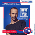 RFM Session VIP : Calogero en concert