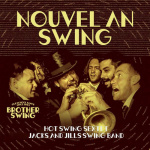 Nouvel an Swing 2018 à La Bellevilloise