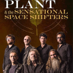 Robert Plant & The Sensation Space Shifters en concert à La Salle Pleyel de Paris en juillet 2018