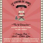Le cinéma de Jamel : projections gratuites !