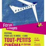 Festival Tout-Petits Cinéma au Forum des Images