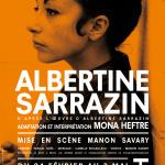Albertine Sarrazin au Poche Montparnasse : notre critique