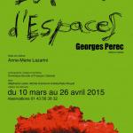 Espèces d'espaces de Georges Perec au théâtre Artistic Athévains : notre critique