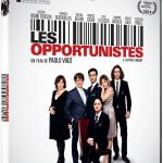 Les Opportunistes : gagnez 1 Bluray + 1 DVD du film !