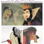 Les Méchants de Disney s'exposent chez Arludik
