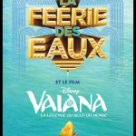 Noël au Grand Rex : spectacle Féerie des eaux et projection de Vaiana
