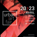 Urban Art Fair au Carreau du Temple 2017