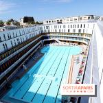 Molitor : piscine extérieure