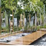 Jardins, Jardin aux Tuileries 2013