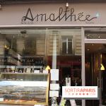 Amalth e le salon de th patisserie for Salon patisserie paris