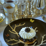 Le Christmas tea time du Meurice