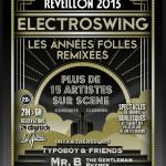 REVEILLON ELECTRO SWING