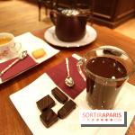 Maison Nicoulet, le bar à chocolat