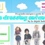 Vide dressing spécial enfants rue de Turenne