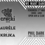 "We Want Dance "" Open Air & Club """