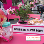 Barbie Be Super Tour à Paris