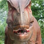 Les Dinosaures investissent le Zoo de Thoiry