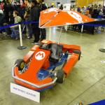 Paris Manga & Sci-Fi Show 2012, Mario Kart 7