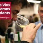 Salon des vins des vignerons independants 2014 à l'Espace Champerret