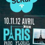 Version Scrap 2015, le Salon du Scrapbooking au Parc Floral de Paris