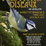 Festival des oiseaux de Levallois 2015 sur l'Ile de la Jatte