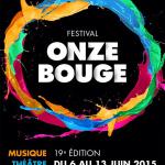 Festival Onze Bouge 20Festival Onze Bouge 2015 débarque dans le 11e !15 débarque dans le 11e !