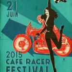 Café Racer Festival 2015 à l'autodrome de Linas-Montlhéry