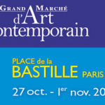 Grand Marché d'Art Contemporain 2016 à la Bastille