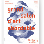Le Grand Salon d'Art Abordable 2017 à la Bellevilloise