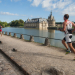 Le Triathlon du Château de Chantilly 2016
