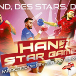 Le Hand Star Game revient à l'AccroHotels Arena de Paris !