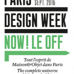 Paris Design Week 2016 : le Top 10 des lieux à faire !