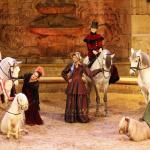 Ecuyères, le spectacle équestre du Musée vivant du cheval à Chantilly