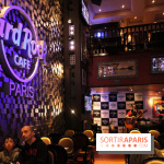 Brunch & Live du Hard Rock Café Paris