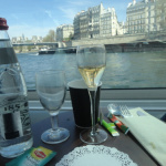 Paris en seine Brunch, Vog en seine 2012