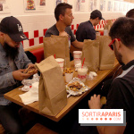Five Guys, l'ouverture à Bercy Village