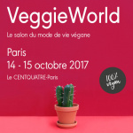 Salon Veggie World au 104 en octobre 2017
