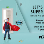 Escape game super-héros au centre commercial Belle Épine !