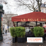 La belle armée : brasserie et bar à cocktail en face de l'Arc de Triomphe