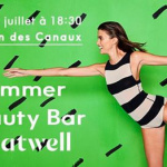 Le Summer Beauty Tour Treatwell au Pavillon des Canaux