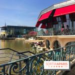 L 39 oiseau blanc le restaurant bar terrasse du peninsula for Fouquet s enghien