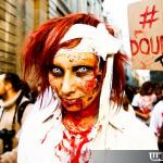 La Zombie Walk à Paris 2011