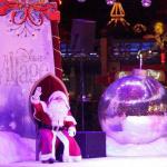 Le Père Noël au Disney Village