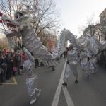 Défilé du Nouvel an Chinois 2013 à Paris 13e