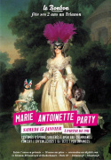 marie antoinette party