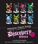 DISCOVERY - Attention Talent Scene