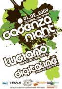 CADENZA NIGHT